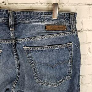 DIESEL | New-Fanker button fly jeans